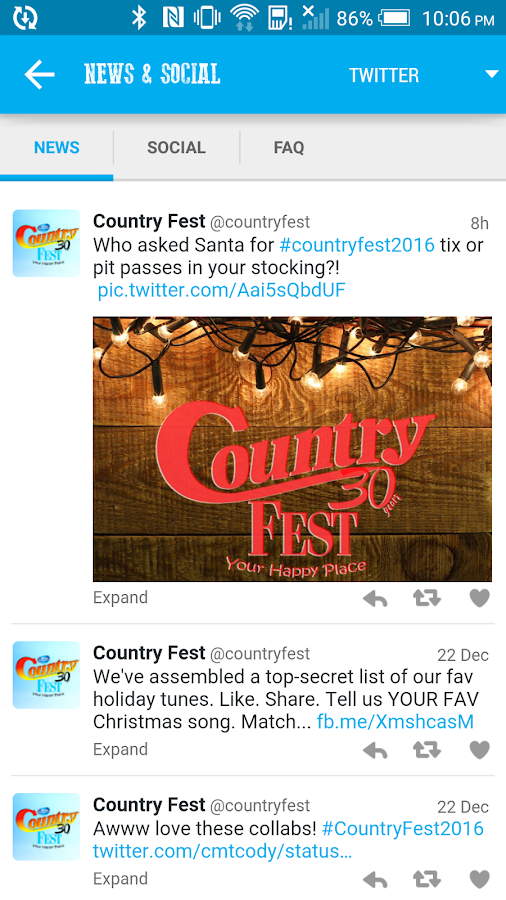Country Fest 2016- screenshot