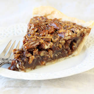 Classic Pecan Pie.