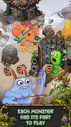 My Singing Monsters screenshot 1