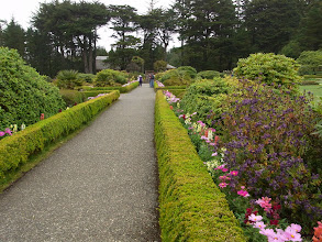 Photo: Path at Botanical Garden
