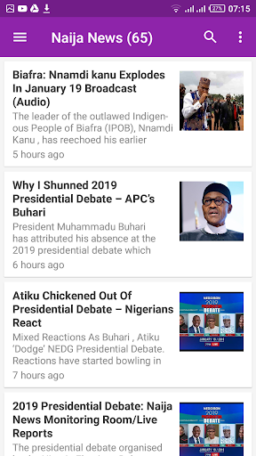 Download Latest Nigerian News Papers on PC & Mac with
