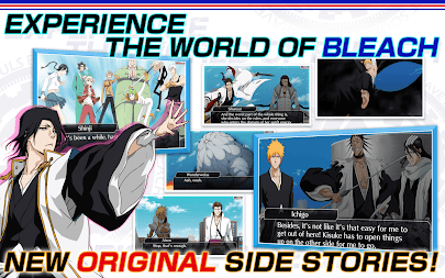 BLEACH Brave Souls APK screenshot thumbnail 18