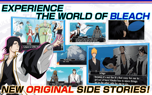 BLEACH Brave Souls Screenshot