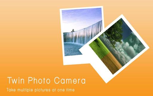 Twin Photo Camera