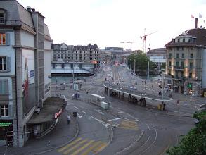 Photo: Впереди - вокзал (Hauptbahnhof)