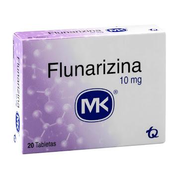 Flunarizina MK 10mg