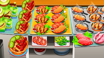 Cooking Mania - Food Fever & Restaurant Craze
