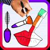 كيفية رسم مستحضرات التجميل (ماكياج) APK