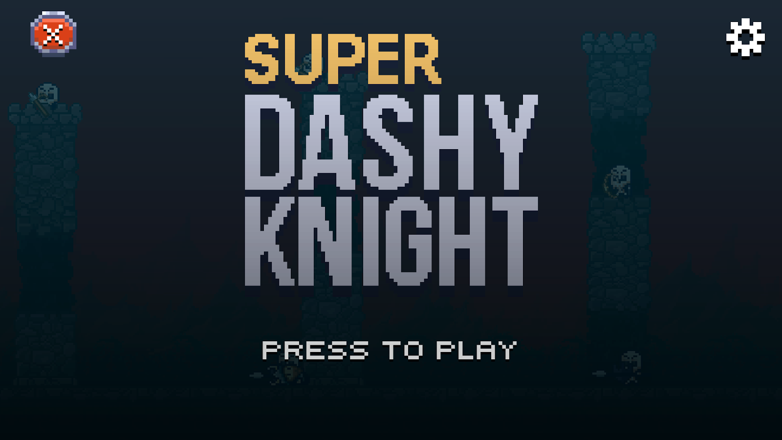 Super Dashy Knight- screenshot