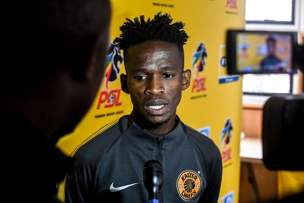 Kabelo Mahlasela feels Middendorp can lead Chiefs to the title