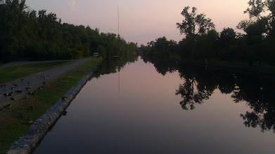 Photo: Upstream