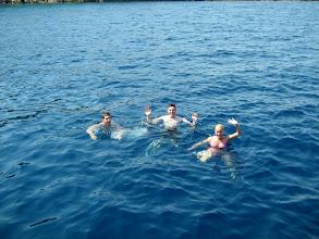 Photo: Andris Tomi Kata a vízben