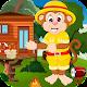 Kavi Games -  411 Simian Monkey Escape Game (game)