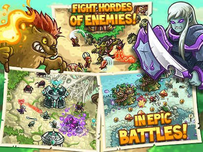 Kingdom Rush Origins- screenshot thumbnail