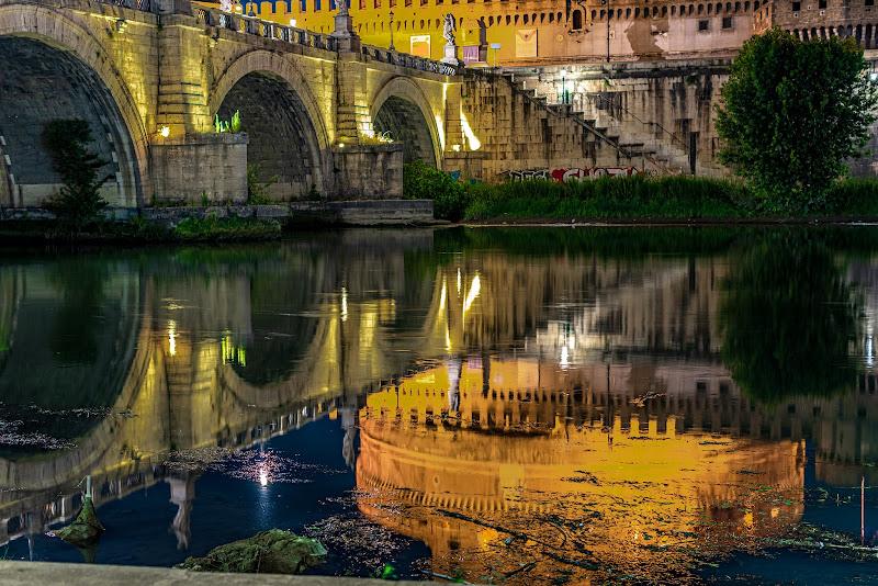 Rome by night di francesca_pannuzzo