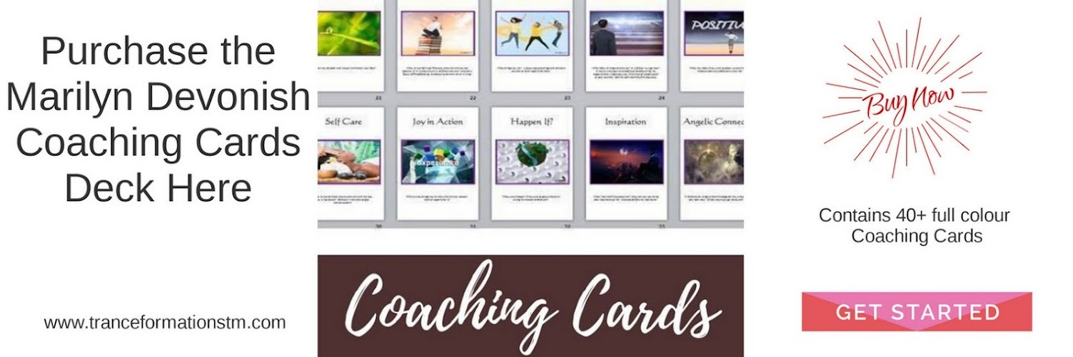 The Marilyn Devonish Coaching Cards