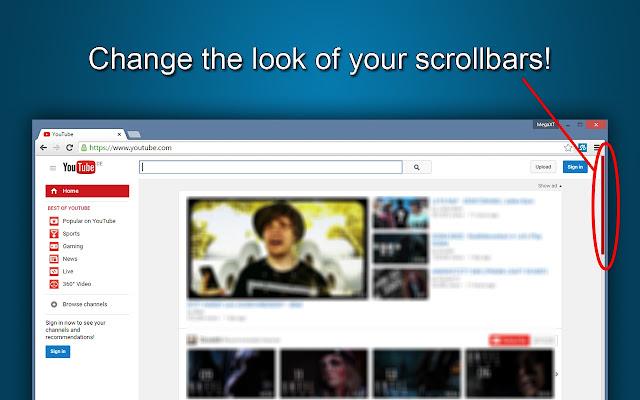Scrollbar Customizer