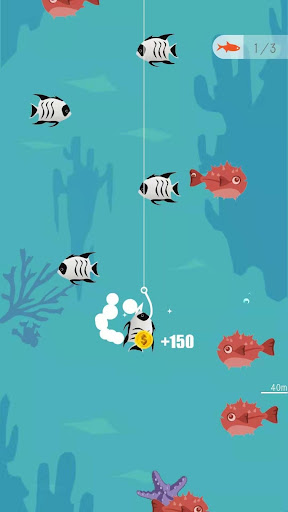 DeepSea Fishing - screenshot