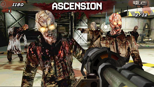 Call of Duty:Black Ops Zombies - screenshot
