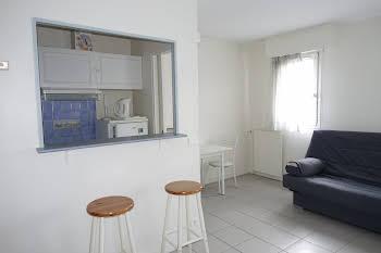 Studio meublé 30,66 m2