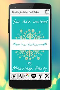 Greetinginvitation card maker apps on google play screenshot image filmwisefo