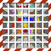 49 Levels parkour! MCPE parkour map