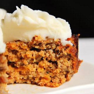 Turkey Meatloaf Cupcakes with Mashed Potatoes.