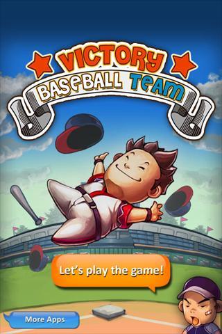 Скриншот Victory Baseball Team