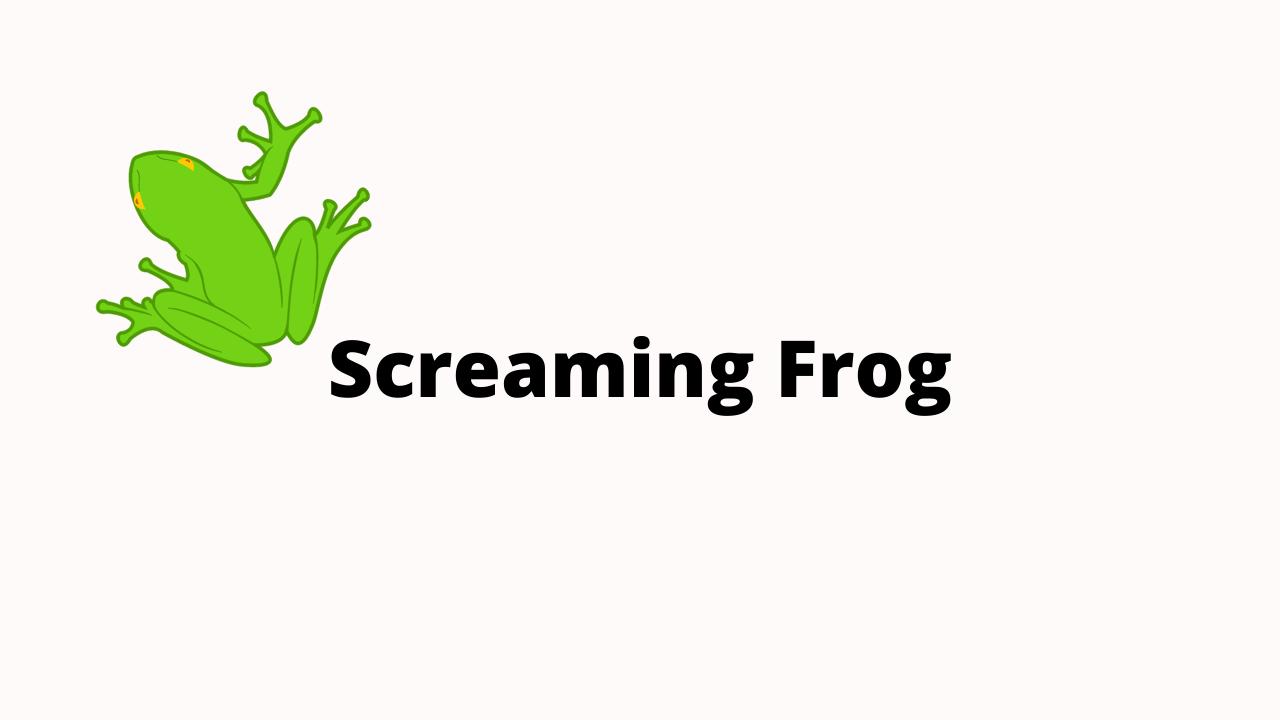 Screaming Frog is best for digital marketing blogs