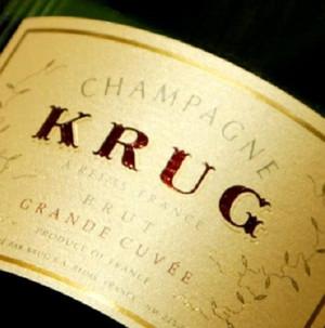 Champagne Krug Julhès