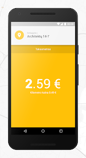 Taxi in Lithuania - ETRANSPORT- screenshot thumbnail