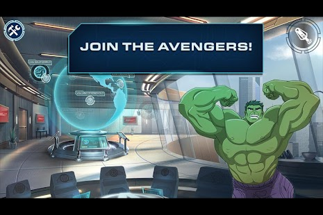 AvengersNet- screenshot thumbnail
