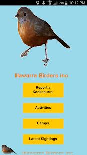 Illawarra Birders Inc - náhled