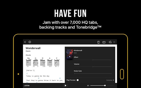 Ultimate Guitar: Chords & Tabs- screenshot thumbnail