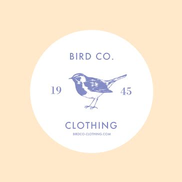 Bird Co. Clothing - Instagram Post Template