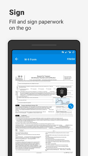 SignEasy | Sign and Fill PDF and other Documents 7.0.2 screenshots 1