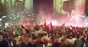 Francia celebra una nueva final.