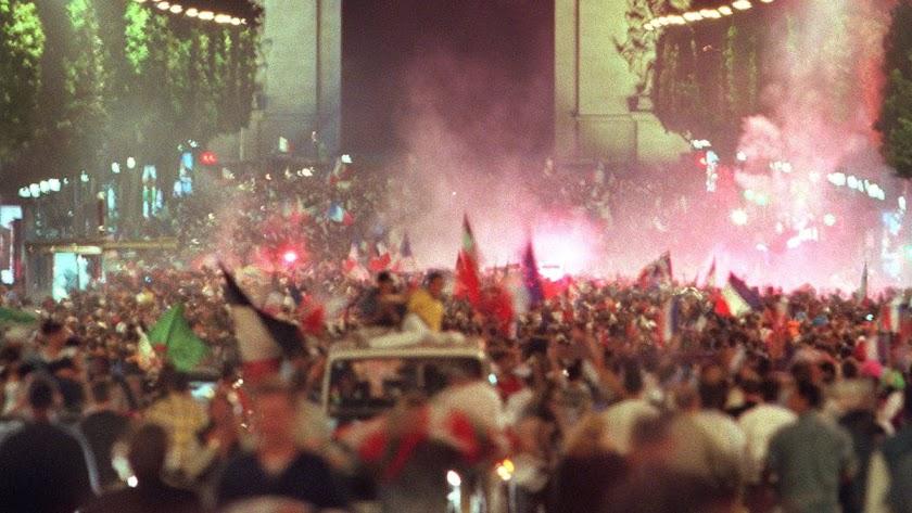 La era de Francia: tres finales del Mundial en los últimos 20 años