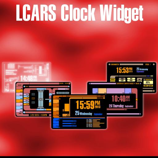 LCARS Clock Widget - Apps on Google Play
