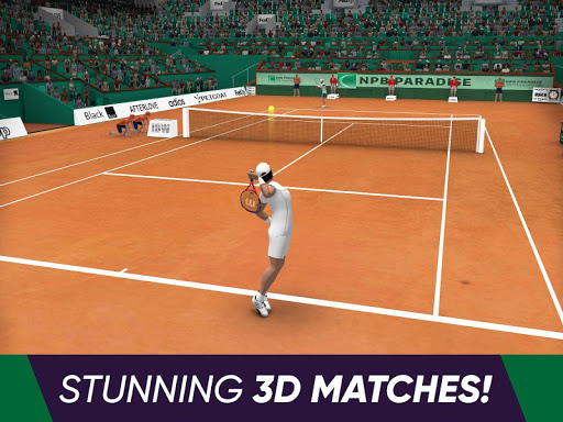 Tennis World Open 2020: Free Ultimate Sports Games screenshots 3