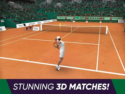 Tennis World Open 2020: Free Ultimate Sports Games App Download For Android and iPhone 3