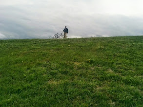 Photo: Kaplan Joseph erscheint am Horizont