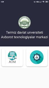 Download Termiz davlat universitetining mobil ilovasi For PC Windows and Mac apk screenshot 7