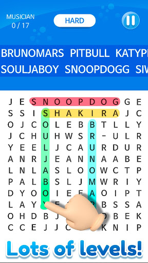 Word Search Puzzle 2020 2.0 screenshots 3