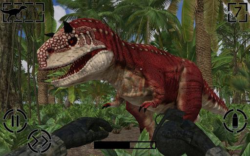 Dinosaur Hunter: Survival Game  captures d'u00e9cran 4