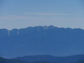 木曽駒ヶ岳アップ