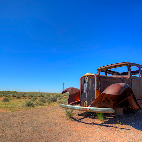 Get your kicks.... by Jay Kleinrichert - Landscapes Deserts