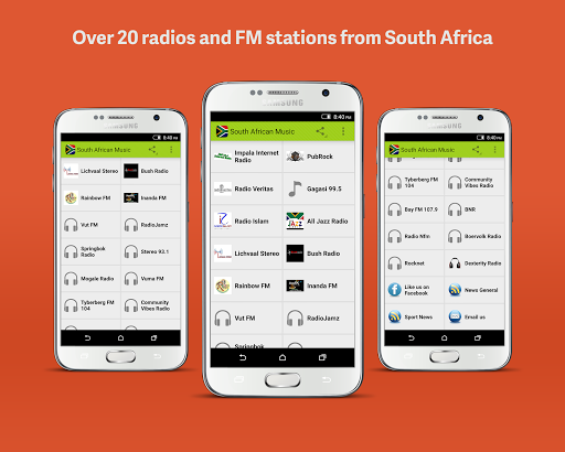 Radio South Africa HQ on the App Store - iTunes - Apple