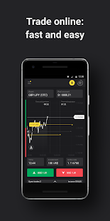 Binomo: Easy stock trading app Screenshot