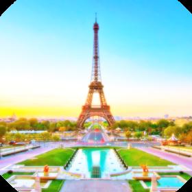 Париж Виртуальный Город